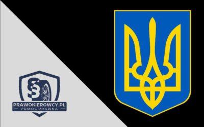 """""""Lewe"""" prawo jazdy z Ukrainy"""