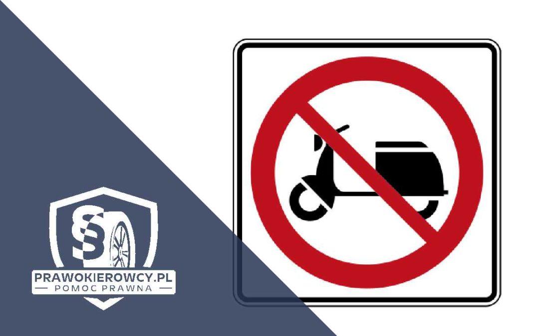 Prawo jazdy na motorower