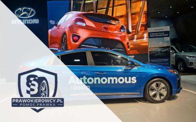 Pojazdy autonomiczne na naszych drogach