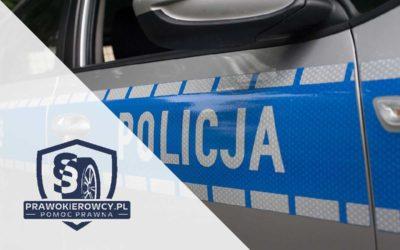 Próba wręczenia łapówki Policjantowi- Co grozi kierowcy?