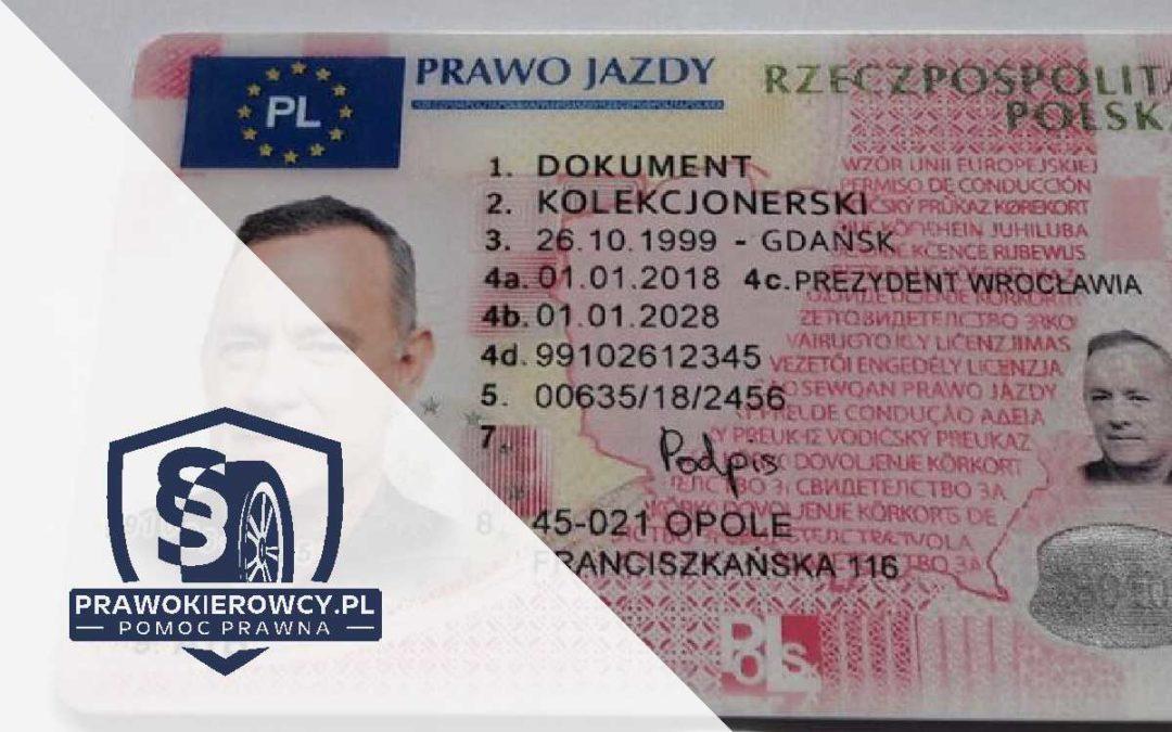 Na jak długo można stracić prawo jazdy i czy po zabraniu prawa jazdy trzeba ponownie zdawać egzamin?